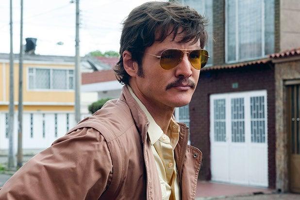 Pedro Pascal narcos