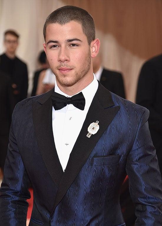 Nick Jonas Met Gala