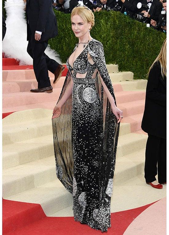 Nicole Kidman Met Gala
