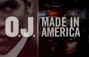 OJ: Made in America 30 for 30 producers guild