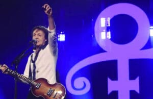 Paul McCartney Tribute for Prince