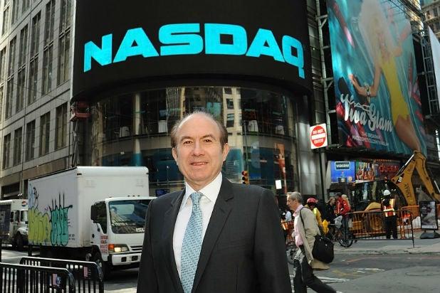 Philippe Dauman Viacom Board