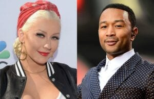 "Christina Aguilera And John Legend to Perform at Hillary Clinton ""She's With Us"" Concert"