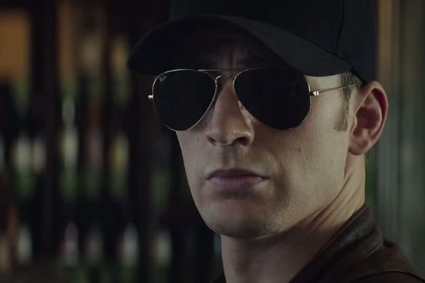 Ray Ban in Captain America