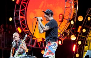 Red Hot Chilli Peppers BottleRock