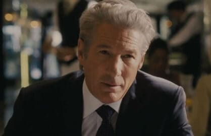 Richard Gere The Dinner