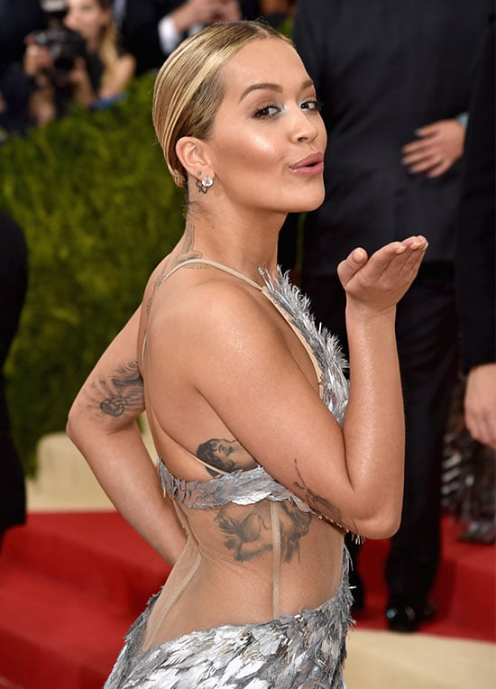 Rita Ora Met Gala