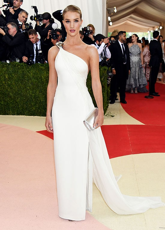Rosie Huntington-Whiteley Met Gala