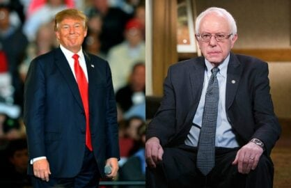 Trump-Sanders Debate: Who Benefits the Most? Hint... It Ain't Bernie
