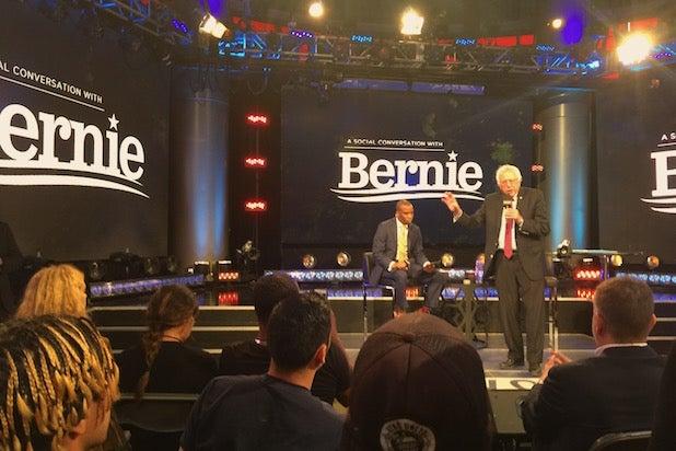 5 Takeaways From Bernie Sanders Hollywood Town Hall