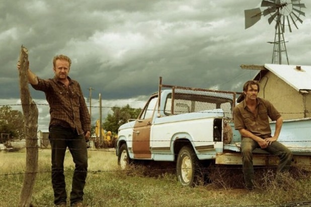 Hell or High Water with Jeff Bridges Ben Foster and Chris Pine