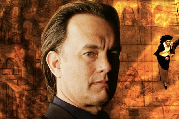 Tom Hanks Da Vinci Code 2006