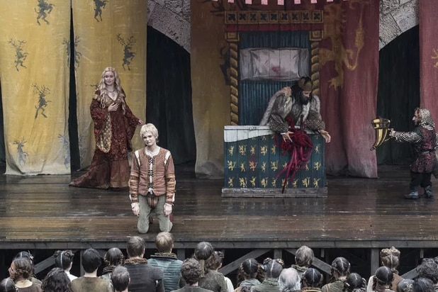 game of thrones stage play