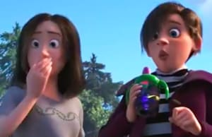 pixar dory gay couple question