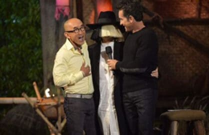 Sia Donates 100k to Survivor Candidate