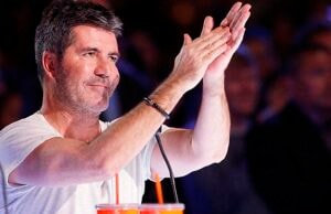 Simon Cowell America's Got Talent Premiere