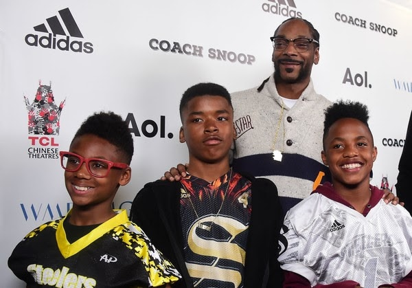 Snoop Dogg Snoop Youth Football League AOL Build