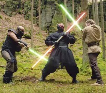Star Wars fan films
