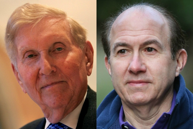 Sumner Redstone asks court to reject lawsuit by Viacom CEO