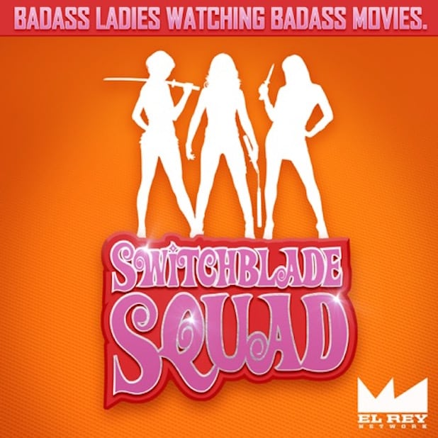 Switchblade Squad Logo