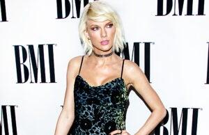 Taylor Swift BMI Pop Awards