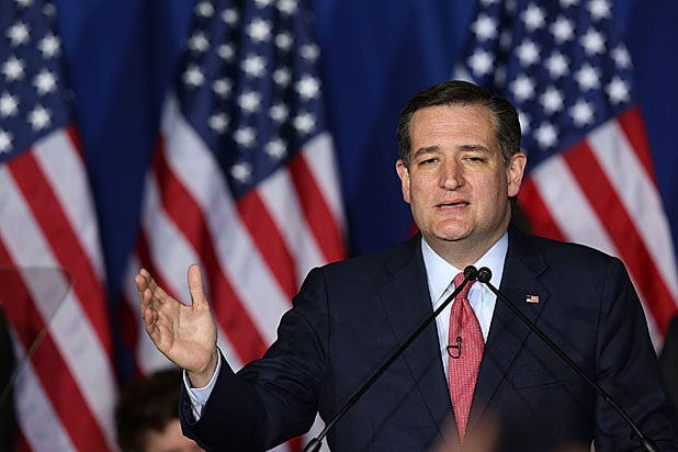 Ted Cruz Open to Restarting Campaign, He Says With Straight Face