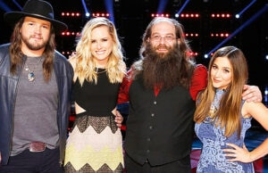 The Voice Finale Season 10