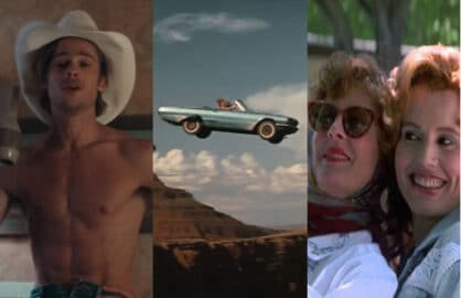 Thelma and Louise Feature