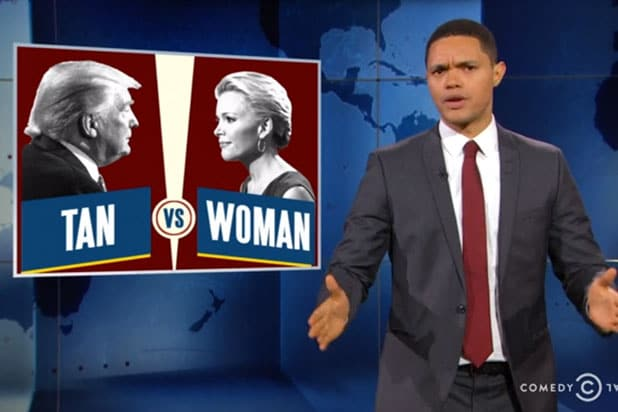 Trevor Noah on Megyn Kelly