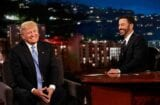 Donald Trump on Kimmel May 2016