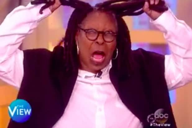 Whoopi Goldberg on Condoleezza Rice