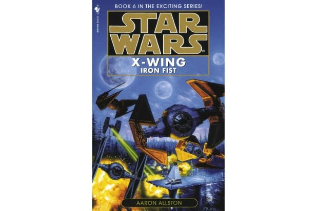x wing Iron Fist