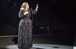 Adele Asks Fan to Stop Filming