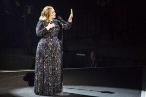 Adele Asks Fan to Stop Filming