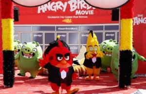 angry birds movie rovio