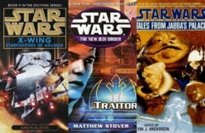 best star wars books