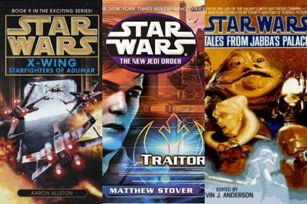The Best Books From The Old Star Wars Expanded Universe