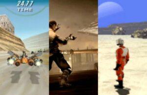 best star wars video games ever