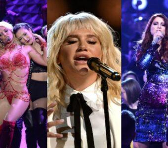 billboard music awards ranked