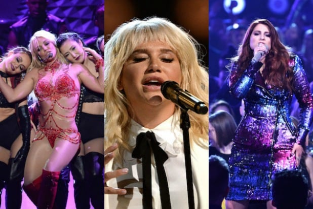 billboard music awards ranked