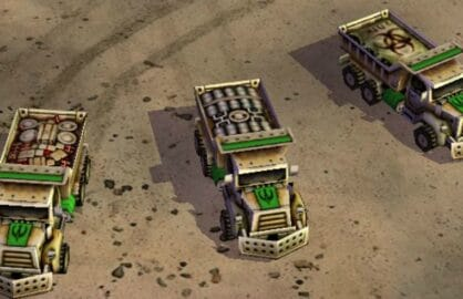 bomb truck command and conquer