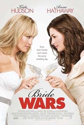 Bride Wars movie cliche