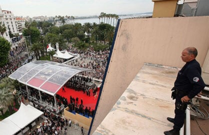 cannes film festival security