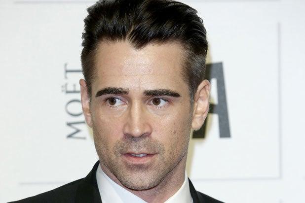 Colin Farrell's 'K...