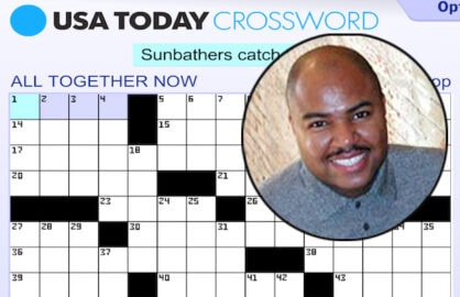crossword parker