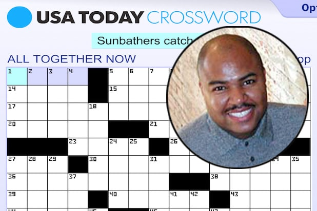photo about Usa Today Crossword Printable named United states of america Currently Cuts Ties With Crossword Editor for Plagiarism