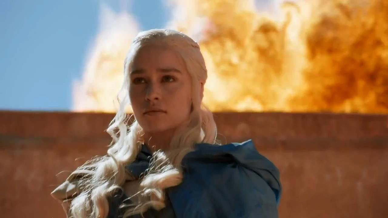 'Game of Thrones': Daenerys Targaryen's 11 Most Fiery Moments (Photos)