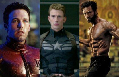 every marvel movie ranked daredevil captain america wolverine