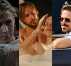 evolution of ryan gosling