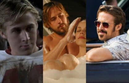evolution of ryan gosling